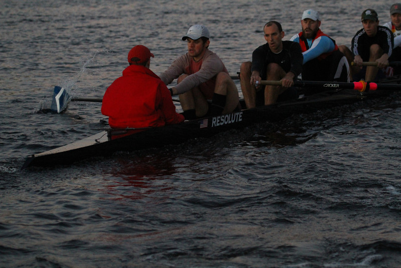 Fred Schoch   Union Boat Club   September 25, 2013