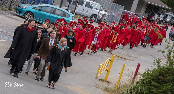 SLVHS Graduation 2018