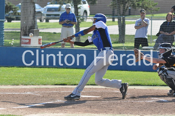 Camanche vs. Tipton district baseball (7-12, 7-14-14)