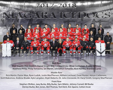 2017-2018 Team Photo