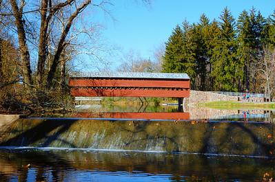 Sachs Covered Bridge-Gettysburg,PA