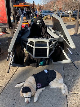 Stryder's Halloween (and Star Wars) Party! - Bend