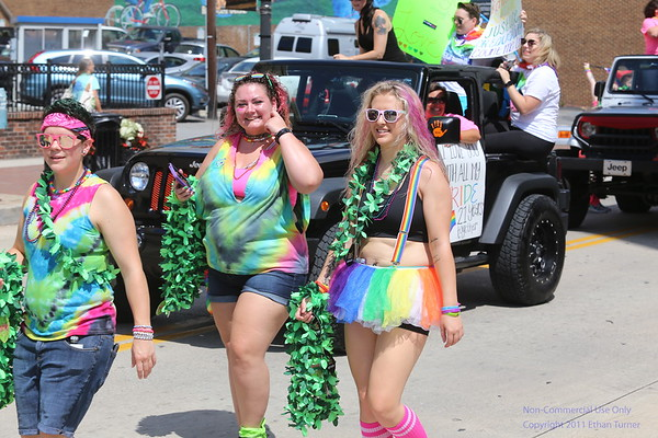 2017 Knoxville Pridefest Parade