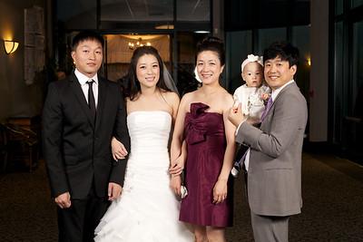 Family Formal Photos