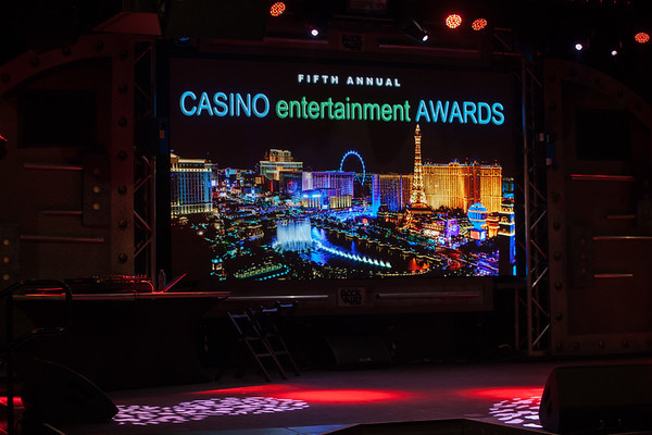 Casino Entertainment Awards 2017