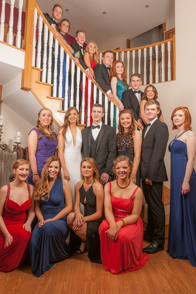 Kerry's Sullivan PreFormal Party