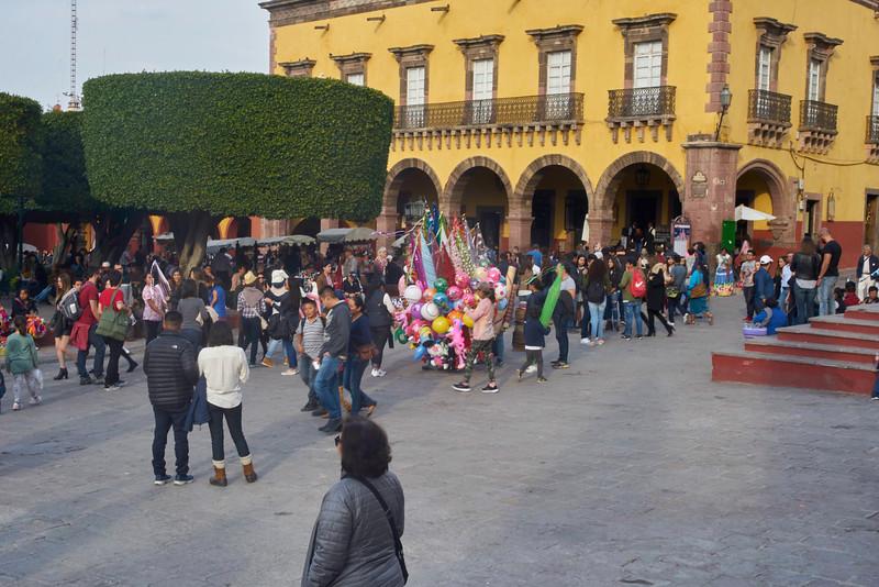San Miguel & Mexico 2018