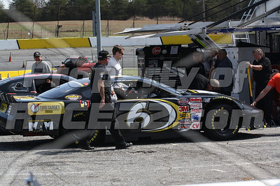 3-16-12 Hickory Motor Speedway Testing