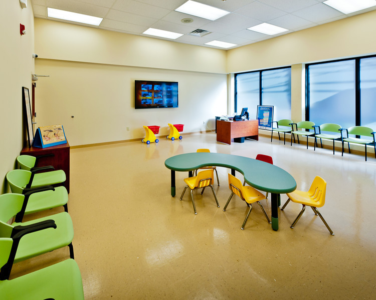 Union City, North Hudson Community Action Corp, WIC, Nutrition Class Room