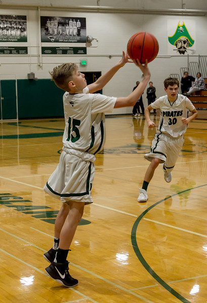 Set five: Boys JV Basketball v Coupeville