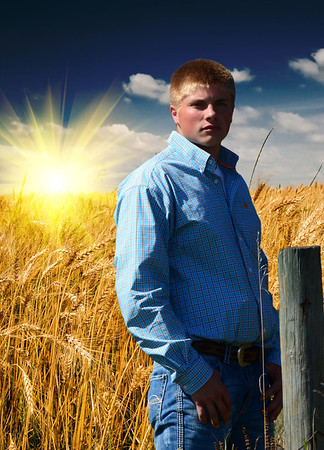 Tyler Horn Wheat Pics