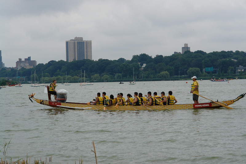 The 19th Annual Hong Kong Dragon Boat Festival in New York August 8th and 9th 2009       Flushing Meadows Corona Park.