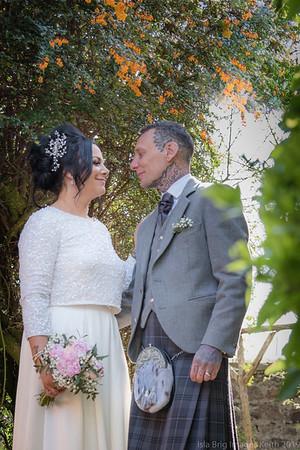 Wedding of Amy & Chris