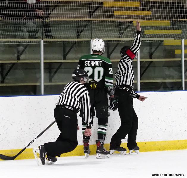 Okotoks Oilers  VS Foothills Bisons Midget AA Dec8 (111).jpg