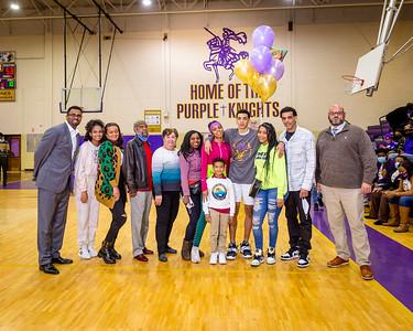 2021St Augustine Senior BasketBall Night