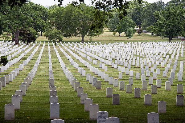 Arlington National Cemetery, Washington D.C. - June 2007