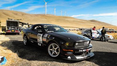 Brian Bogdon's 2008 FR500S GT1 Mustang