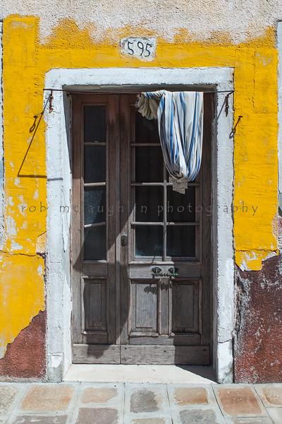 Door 595 , Burano , Veneto