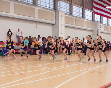 Art Mitchell Track Meet-GIRLS 01/11/2014