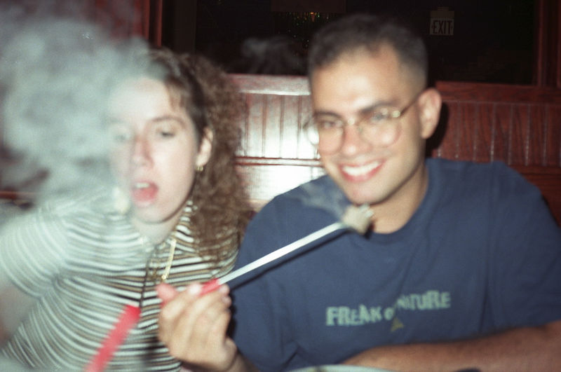 1997 04 27 - Melting Pot w_Michele and Lisa 08.jpg