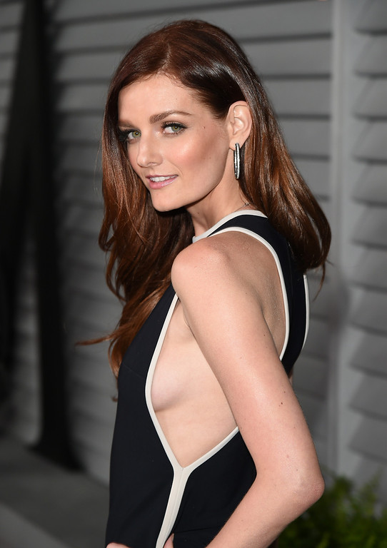 . Model Lydia Hearst-Shaw attends Maxim\'s Hot 100 Women of 2014 celebration and sneak peek of the future of Maxim at Pacific Design Center on June 10, 2014 in West Hollywood, California.  (Photo by Jason Merritt/Getty Images for MAXIM)