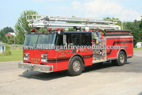 Onondaga Township, Michigan Fire Department