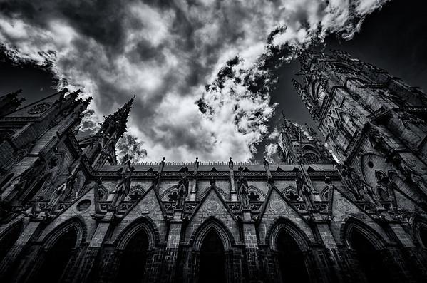 Quito and the Basilica