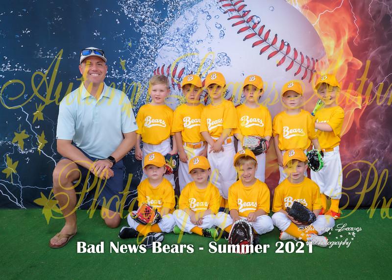 20210612 - # M7 Rookie Bad News Bears - Shelton