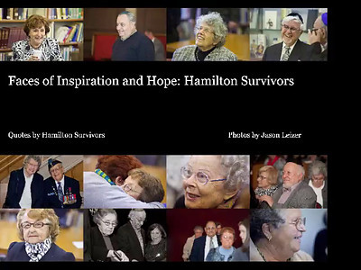 Faces of Inspiration and Hope - Photo Book