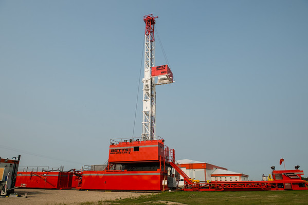 Betts Drilling Rig 4