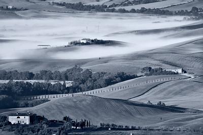 Tuscany landscapes - June 2012