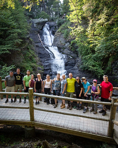 Raymondskill Falls Hike