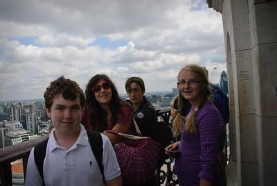 23-July London