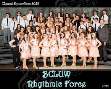 BCLUW Rhythmic Force