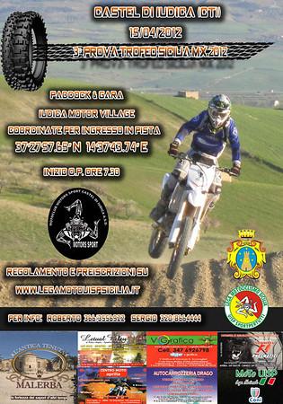 III° Prova Trofeo Sicilia MX 2012