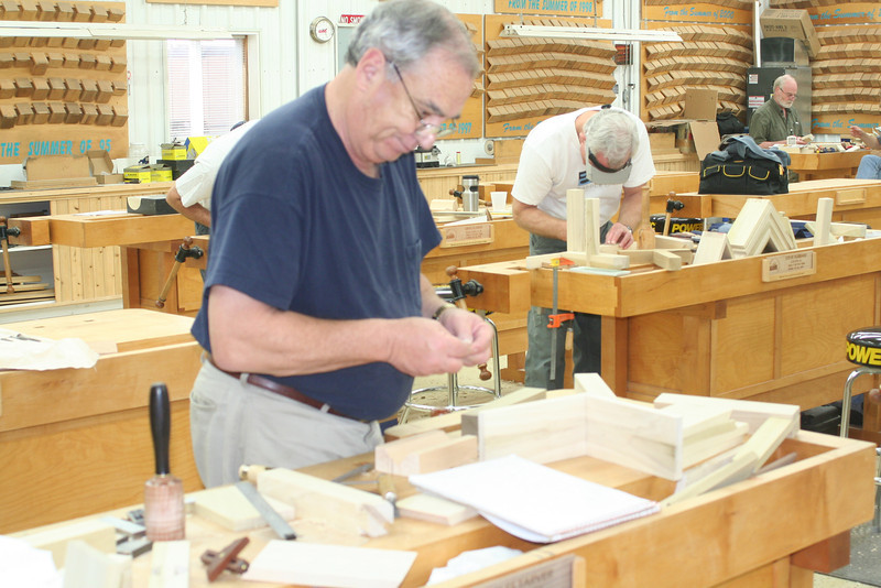 Joinery II with Marc Adams