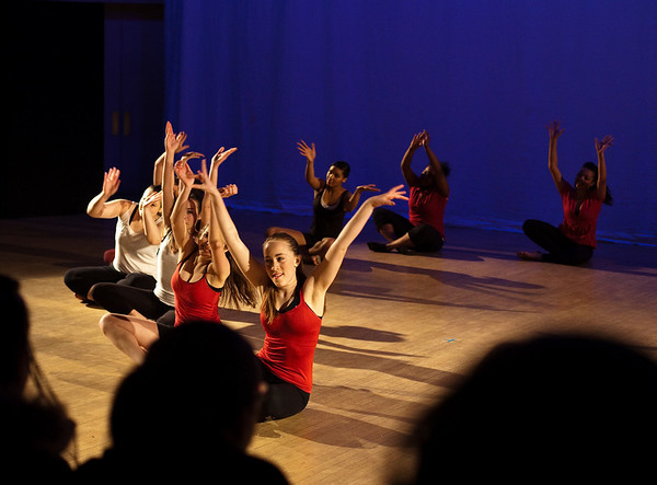 CRLS Dance Performance, January 2010