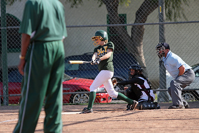 Softball Poly High School Softball