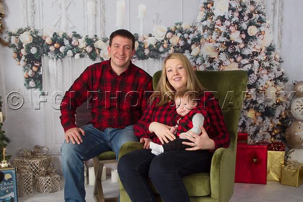 Hunsinger Family Christmas 2018