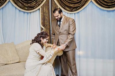 Waqar +  Talaya