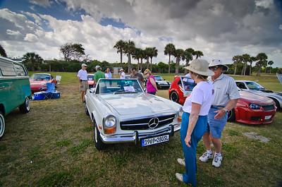 Wheels Across The Pond British Car Show