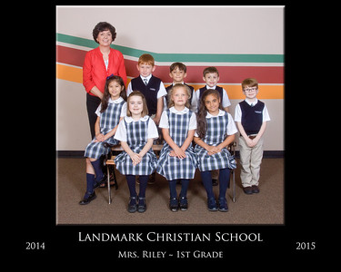 Peachtree City Elementary Class Photos