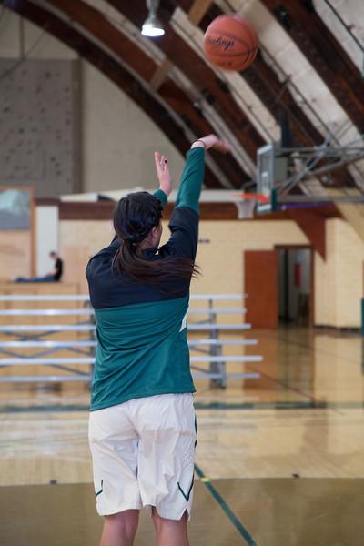 PUC Womens Basketball 2014
