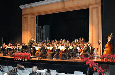 LCHS Hosts Instrumental Winter Spectacular