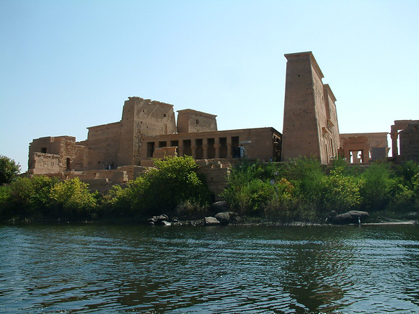 Temple of Isis - Philae Island