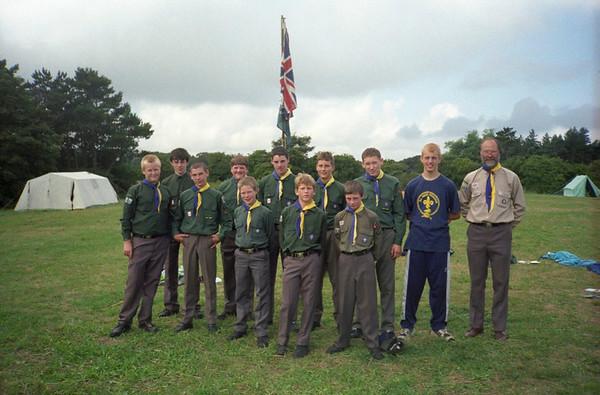 3rd West Wickham Camps