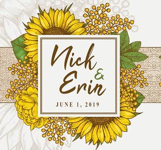 Nick & Erin's Wedding!