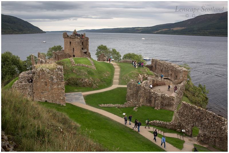 Urquhart Castle, Drumnadrochit, Loch Ness (4)