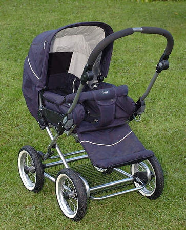 European prams and strollers