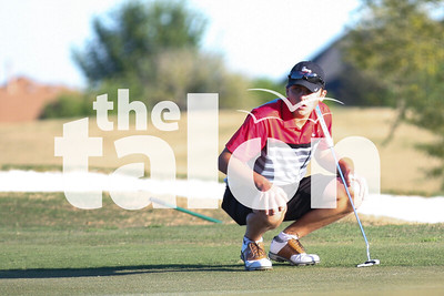 District Golf Round 2 at Robson Ranch (04-04-16)